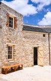 Das runde Haus: Bauerbe in Fremantle Stockbilder