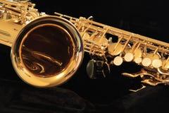 Das Saxophon Lizenzfreies Stockbild