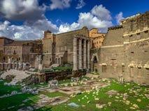 Das schön bezaubernde Rom Italien lizenzfreies stockfoto