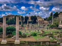 Das schön bezaubernde Rom Italien stockfotografie