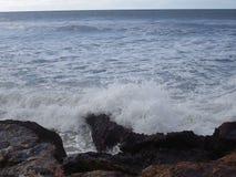 Das schöne Meer Lizenzfreie Stockfotos