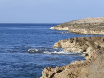 Das schöne Meer Stockbilder
