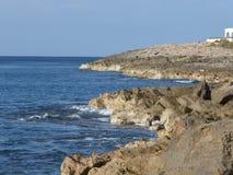 Das schöne Meer Lizenzfreie Stockbilder