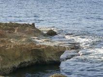 Das schöne Meer Lizenzfreies Stockfoto