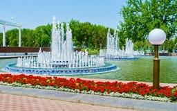 Das schöne Taschkent Stockfoto