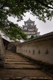 Das schöne UNESCO-Welt-Erbe-Himeji-Schloss Lizenzfreie Stockfotografie