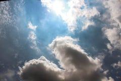 Das schöne von Kunst ` s Wolke stockbilder