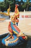 Das schöne von Nagas Stockbilder