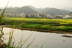 Das schönste Dorf in China Stockfoto