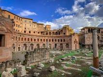 Das sch?n bezaubernde Rom Italien lizenzfreie stockfotografie