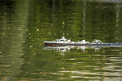 Das Schiff lizenzfreies stockfoto