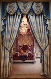 Das Schlafzimmer Stockfotografie