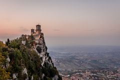 Das Schloss Stockfoto