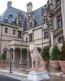 Das Schloss Lizenzfreies Stockfoto