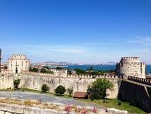 Das Schloss Lizenzfreie Stockbilder