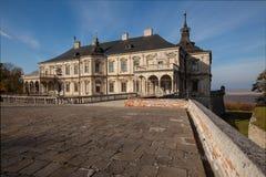 Das Schloss Lizenzfreie Stockfotos