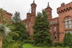 Das Schloss auf dem Mall Lizenzfreies Stockfoto