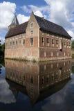 Das Schloss in Dussen Stockbild