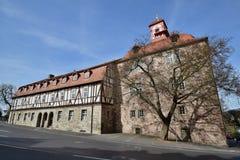 Das Schloss in Eschwege Stockfoto