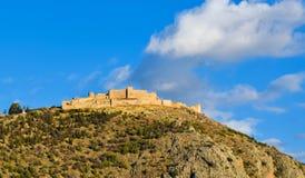 Das Schloss Larissa lizenzfreie stockfotografie
