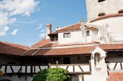 Das Schloss von Dracula Stockbilder