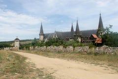 Das Schloss von Ravadinovo Stockbilder