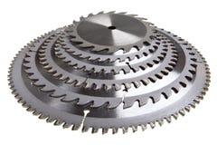 Das Schneidwerkzeug für die Sperrholzverarbeitung stockbild