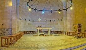 Das Schongebiet der Vermehrungs-Kirche Stockbilder