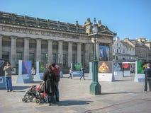 Das schottische National Gallery, Edinburgh lizenzfreies stockfoto