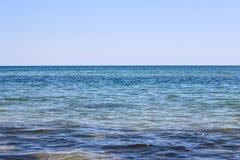 Das Schwarze Meer Stockfotos