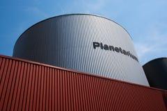 Das Schweizer Museum des Transport-Planetariums Stockfoto