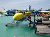 Das Seeflugzeug Lizenzfreie Stockfotografie