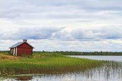 Das Seehaus lizenzfreies stockbild