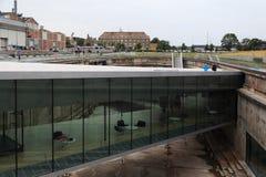 Das Seemuseum von Dänemark Lizenzfreies Stockfoto