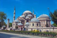 Das Sehzade Moschee oder Prinz ` s Moschee stockfotografie