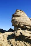Das Sfinx Stockbild