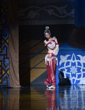 """Das Sheikh Raza-DA Ballett """"One tausend und eins die Tochter des Premierministers Nightsâ€- Lizenzfreie Stockfotos"""