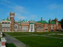 Das Sheremetyev-Schloss Lizenzfreie Stockfotos