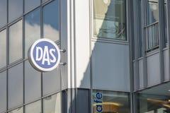 DAS Stock Image