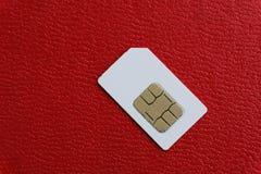 Das SIM Lizenzfreie Stockfotografie