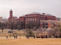 Das Smithsonian-Institut Lizenzfreies Stockbild