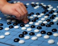 das Spielen gehen Spiel Stockfoto