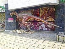 Das Spinosaurus Stockfotografie