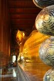 Das stützende Buddah Stockbild