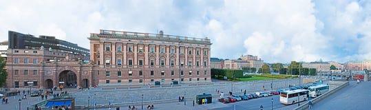 Das Stadtbild von Stokholm Lizenzfreie Stockfotos