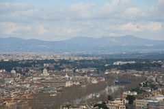 Das Stadtzentrum, Italien. Lizenzfreie Stockfotografie