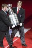 Das Stanley-Cup Lizenzfreies Stockbild