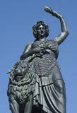 Das Statue Bayern in München in Deutschland Stockfotos