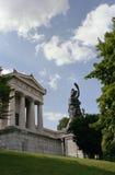 Das Statue Bayern von München im Bayern Stockbild