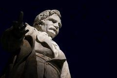 IonHeliade RÄdulescu Statue Lizenzfreie Stockfotos